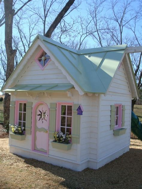 cool playhouse accessories for kids outside playhouse playhouse pinterest playhouses