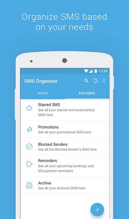 microsoft garage sms organizer an android app