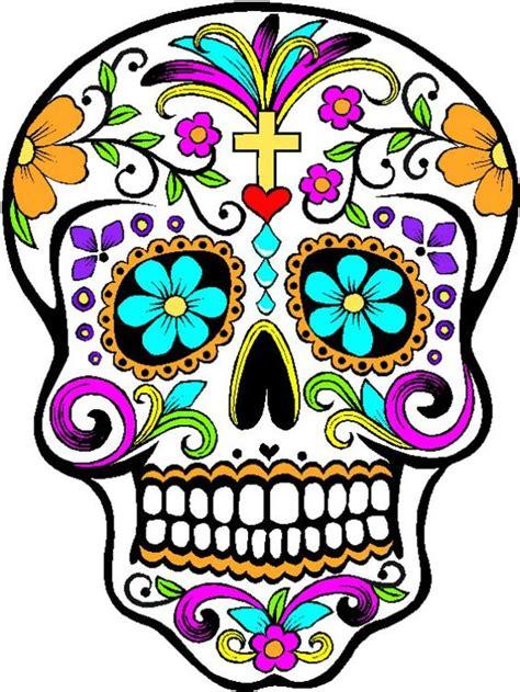 imagenes de calaveras transparentes sugar skull calaveras de az 250 car dia de los muertos