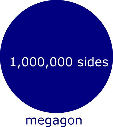 regular polygon images    million sides