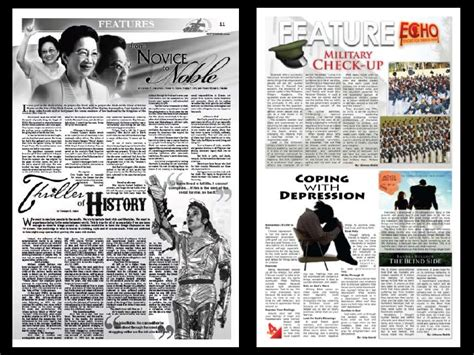 layout design for school newspaper newspaper layouting