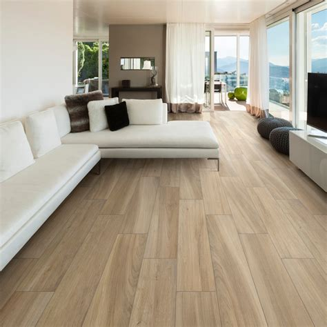 wood tile flooring in living room amazing tile sav wood miele glazed porcelain modern living room