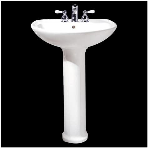 15 inch bathroom sink 15 inch bathroom pedestal sink sink and faucet home