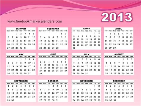printable calendar 2014 one page 5 best images of printable 2013 2014 yearly calendar