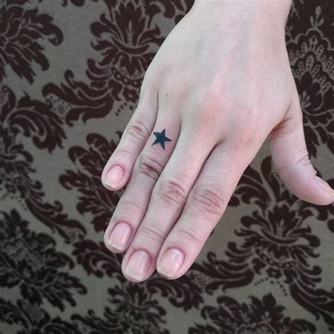 star tattoo on a finger 23 star tattoo designs ideas design trends premium