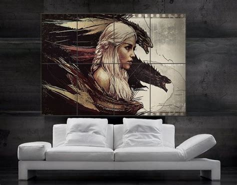 of thrones daenerys targaryen of dragons
