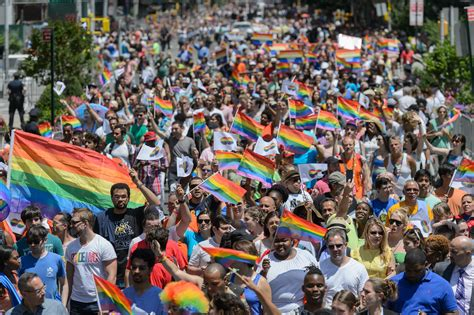 parade nyc celebrate the most colorful time of the year at pride