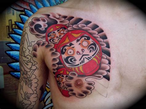 daruma doll tattoo meaning 29 simple daruma doll tattoos