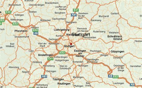 stuttgart map germany stuttgart location guide