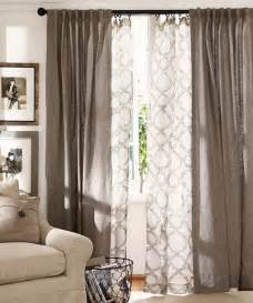 Livingroom Curtains by Sheer Curtain Ideas For Living Room Ultimate Home Ideas