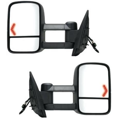 2016 Chevy 2500 Side Mirrors by Chevy Silverado Towing Mirrors Extendable At Auto