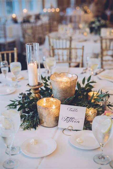 20 centerpieces for winter wedding ideas