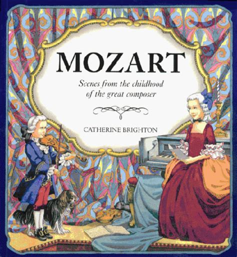 Novel Mozart S Last children s books reviews mozart from the childhood of the great composer bfk no 123