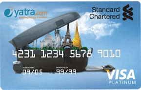 10 best standard chartered credit cards in india - Standard Chartered Gift Card