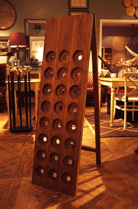 Handmade Wooden Wine Racks - handmade 24 bottle wooden wine rack by cambrewood