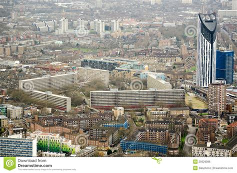 london tattoo elephant and castle aerial view elephant and castle royalty free stock image