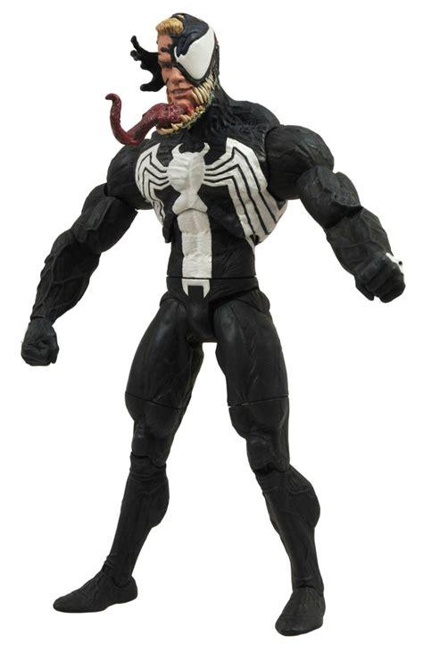 Venom Marvel Figure Mini Mates select toys and collectibles llc marvel select venom figure