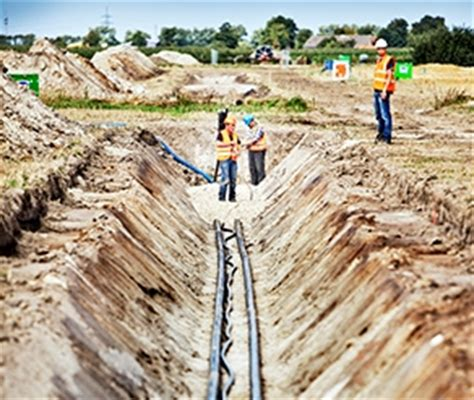 buried cable installation fiber optic outdoor cable underground cable 96