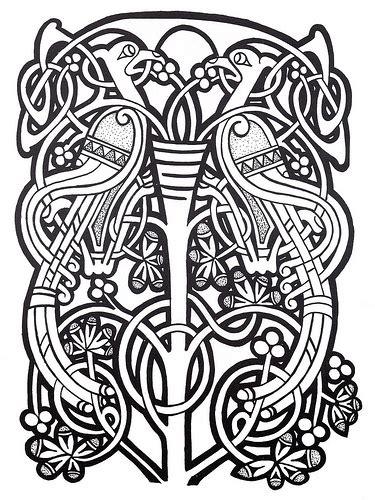 Bibliodyssey Celtic Designs Celtic Designs