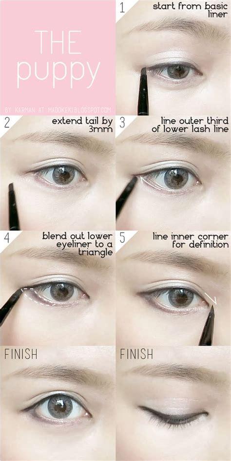 tutorial wearing eyeliner pinterest the world s catalog of ideas