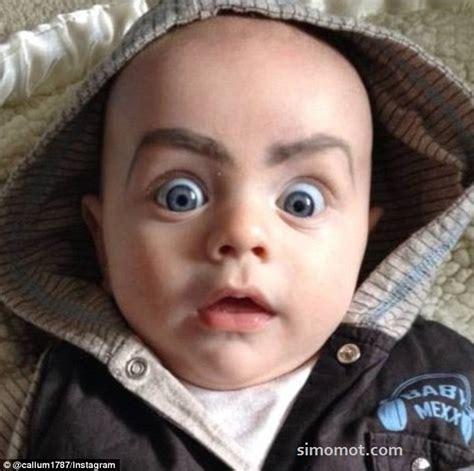 wajah para bayi ini bikin ngakak edisi ortu narsis si momot