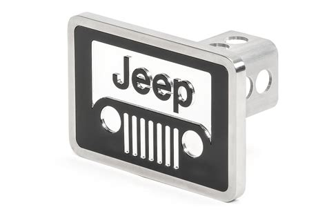 Daytona Logo 2 by Eurosport Daytona 8414xl Jeep Logo 2 Quot Hitch Quadratec