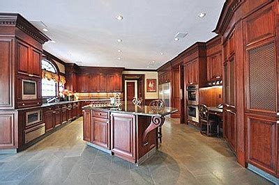nice kitchens nice big kitchen love the desk in my dream house