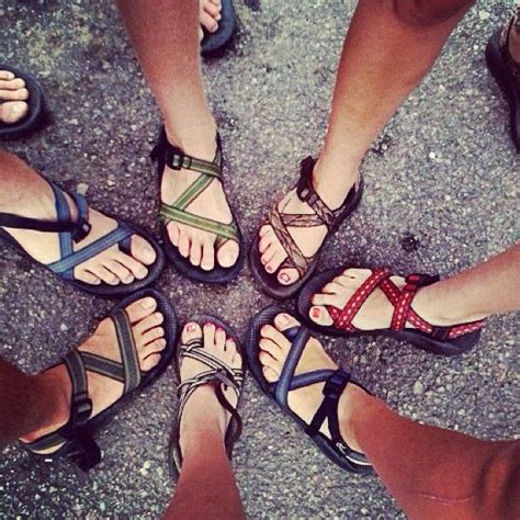 Cute Comfortable Flip Flops Chacos Chacos The Wedding Shoe Happy Feet Pinterest