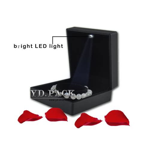 led jewelry box led ring box led pendant box