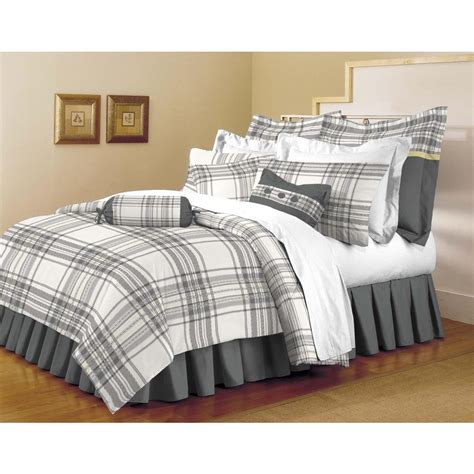 king cotton comforter brooklyn loom sand washed cotton king comforter set in