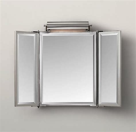 tri fold bathroom vanity mirrors 15 gorgeous and fantastic tri fold bathroom mirror under 300