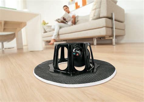 Robotic Floor Mop by Robomop Softbase Robotic Floor Sweeper Robotic Vacuum