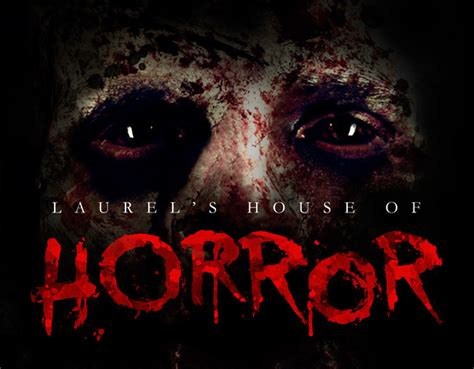 house of horror laurel s house of horror and escape room dc haunted