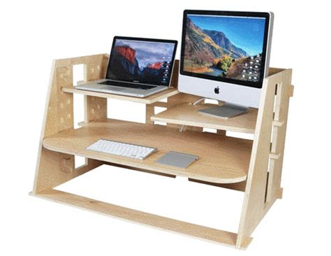 ervo sit to stand desk ervo sit stand desk for laptops imacs