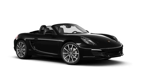 2016 Porsche Boxster Black Edition Orange County Porsche