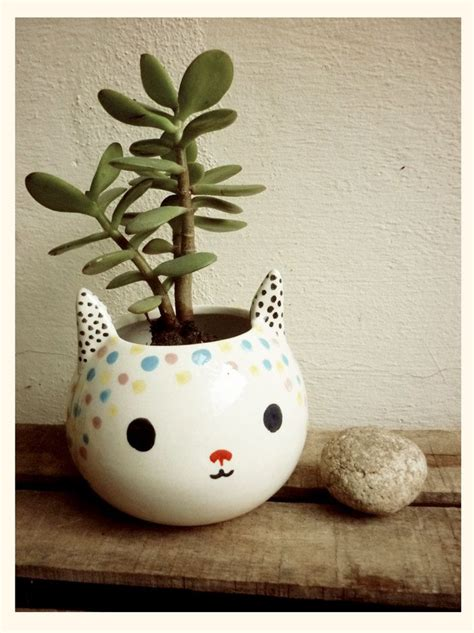 cute planters cat pot planters cute cats and cute kitty