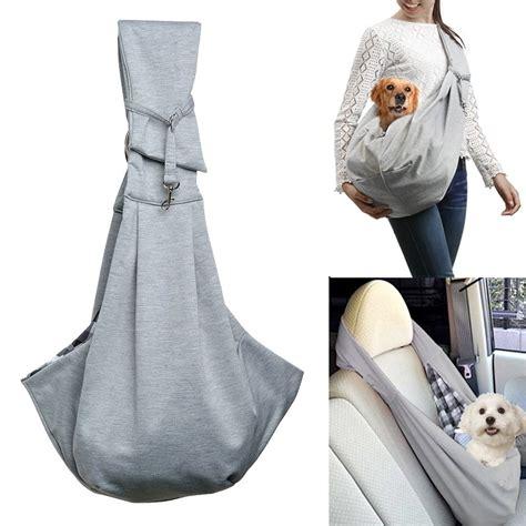 Sling Cat ownpets pet sling carrier small cat sling