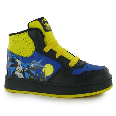 batman sneakers for toddlers batman childrens boys hi tops infant running trainers