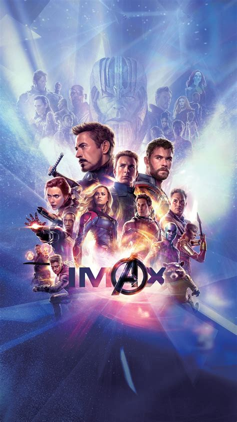 avengers endgame imax poster   wallpapers hd