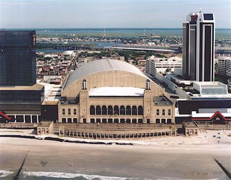 Open Table Atlantic City history of historic convention in atlantic city