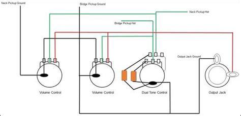 dual tone pot  jazz bass wiring talkbasscom