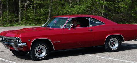 1965 chevy impala ss parts 1965 impala ss regal 327ci classic chevrolet impala
