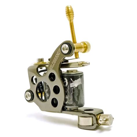 liner tattoo machine hildbrandt beretta rotary machine gun