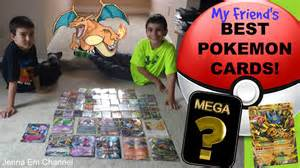 Ex M by My Friend S Best Pokemon Card Collection Mega Venusaur Ex