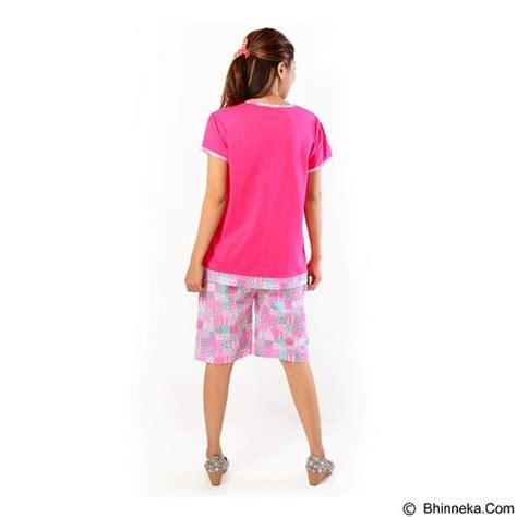 Busana Wanita Baju Pakaian Setelan Hk Pink Murah 1 jual forever baju setelan wanita fit celana pendek p