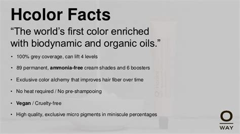 hair color statistics in us oway hcolor review professional organic hair color