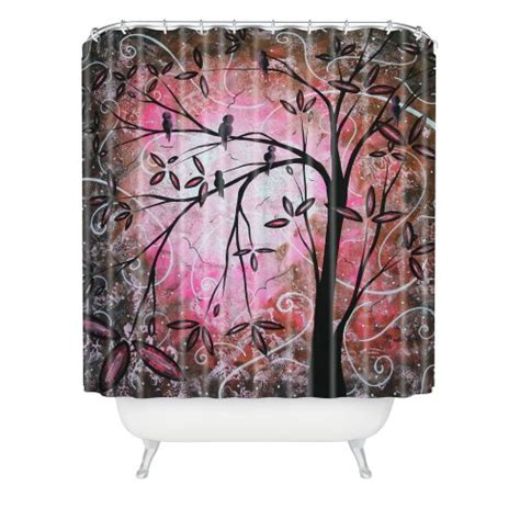 Cherry Blossom Curtains Pretty Cherry Blossom Shower Curtain