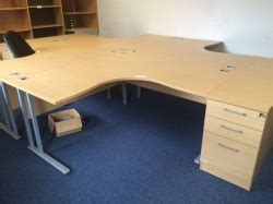 new used office desks tables in and around cambridge