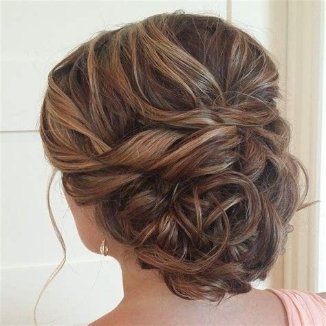 Wedding Updo Hairstyles For Thin Hair by 15 Photo Of Wedding Updos For Thin Hair