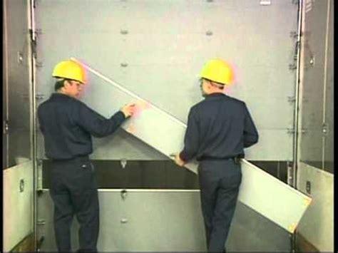whiting door premium roll up door panel change